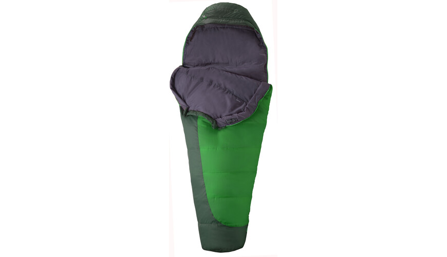 Marmot Trestles 30 Sleeping Bag X-Wide Dark Grass/Greener Pastures